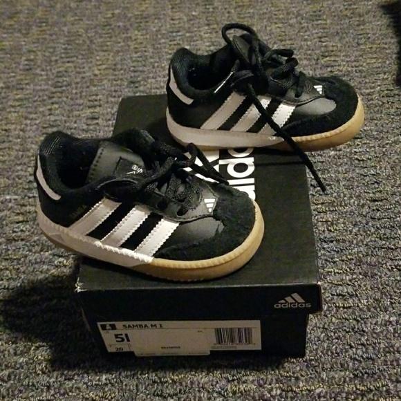 adidas Shoes   Baby Boy Adidas Samba Mi